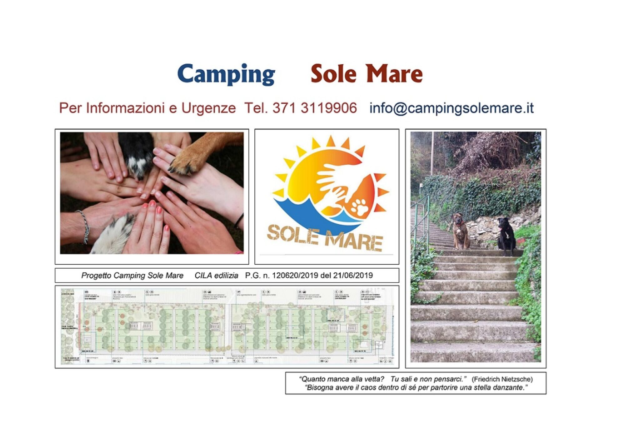 Camping Sole Mare